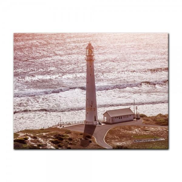 Leinwandbild - Leuchtturm III