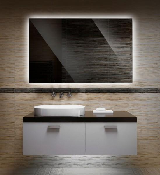 Beleuchteter LED Badspiegel - OZ_LED