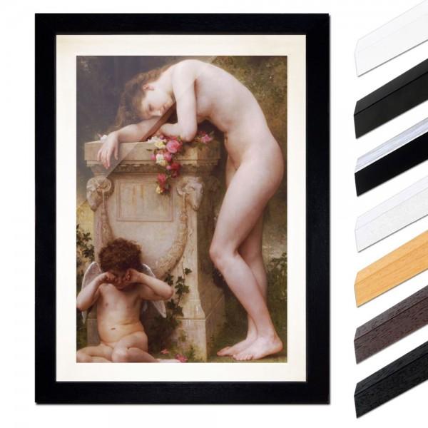 William-Adolphe Bouguereau - Die Elegie