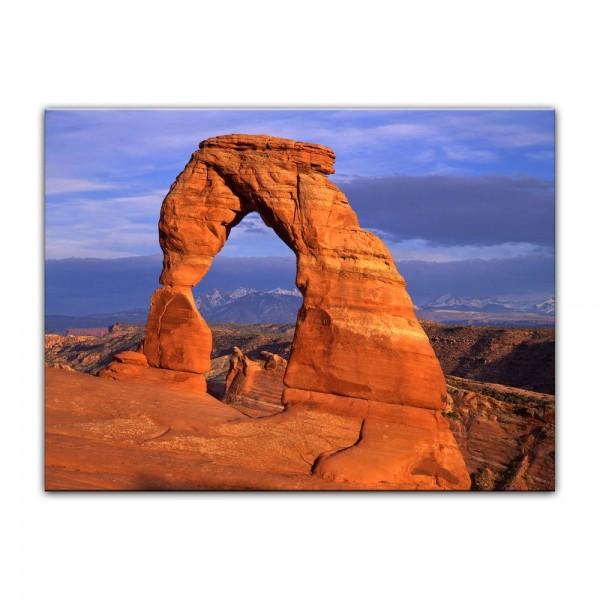Leinwandbild - Delicate Arch - Utah USA