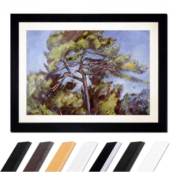 Paul Cézanne - Die grosse Kiefer