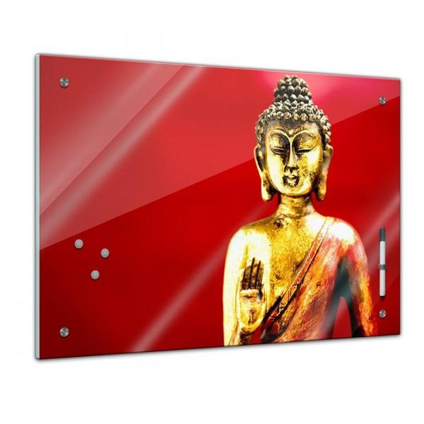 Memoboard - Geist & Seele - Buddha gold