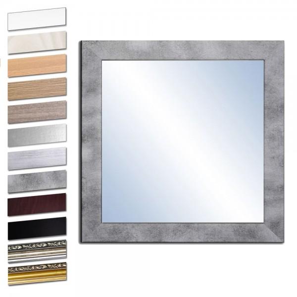 Wandspiegel Spiegel Badspiegel ca. 50x50 cm